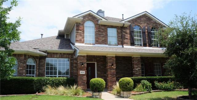 405 Parkshire Drive, Murphy, TX 75094 (MLS #14135906) :: RE/MAX Town & Country
