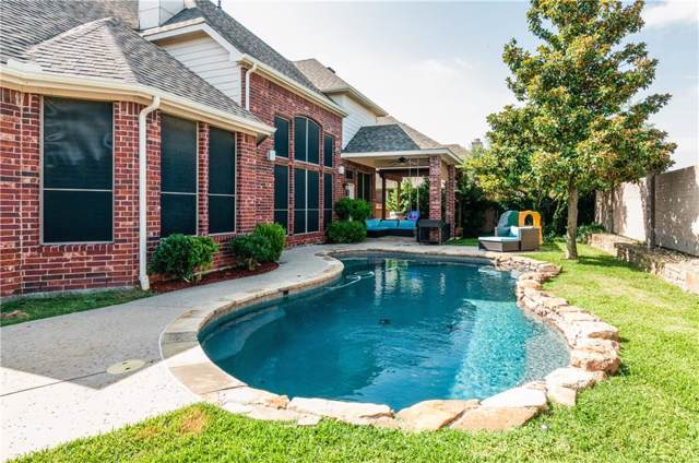 5920 Sterling Drive, Colleyville, TX 76034 (MLS #14135910) :: Century 21 Judge Fite Company