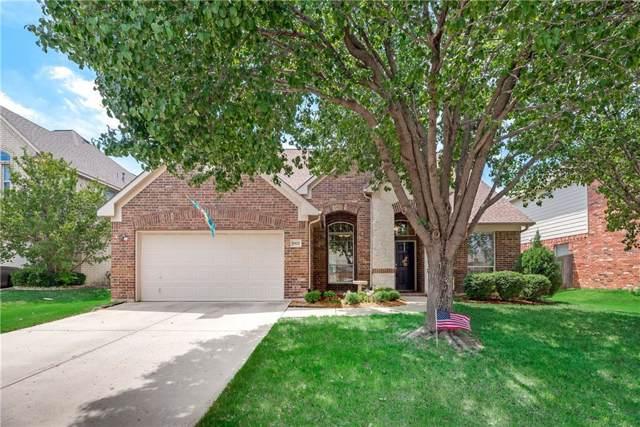 10621 Elmhurst Lane, Fort Worth, TX 76244 (MLS #14135948) :: Frankie Arthur Real Estate
