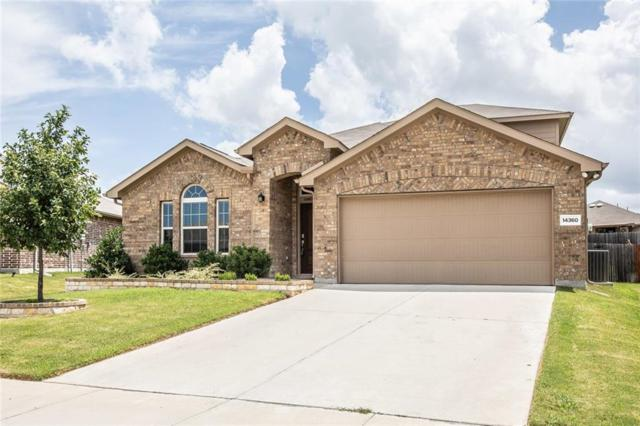 14360 Mariposa Lily Lane, Fort Worth, TX 76052 (MLS #14136107) :: Lynn Wilson with Keller Williams DFW/Southlake
