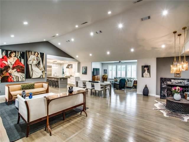5953 Walnut Hill Lane, Dallas, TX 75230 (MLS #14136117) :: Robbins Real Estate Group