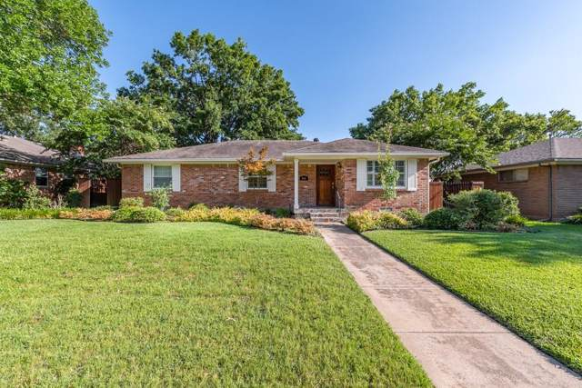 2716 Sharpview Lane, Dallas, TX 75228 (MLS #14136174) :: Lynn Wilson with Keller Williams DFW/Southlake