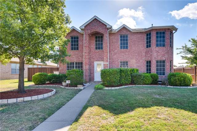 1210 Willoughby Drive, Allen, TX 75002 (MLS #14136260) :: The Good Home Team