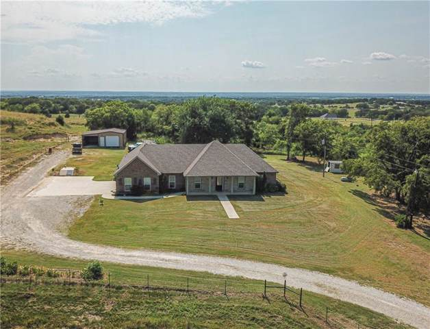 1381 Old Decatur Road, Decatur, TX 76234 (MLS #14136287) :: Ann Carr Real Estate