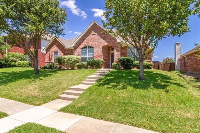 6216 Autumnwood Drive, Frisco, TX 75035 (MLS #14136306) :: RE/MAX Town & Country