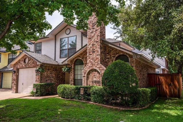 800 Saddle Rock Court, Irving, TX 75063 (MLS #14136366) :: Tenesha Lusk Realty Group
