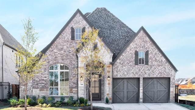 780 Moorland Pass Drive, Prosper, TX 75078 (MLS #14136425) :: Real Estate By Design