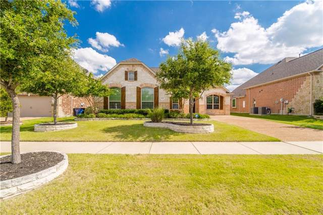 9737 Robinwoods Drive, Frisco, TX 75035 (MLS #14136603) :: Kimberly Davis & Associates