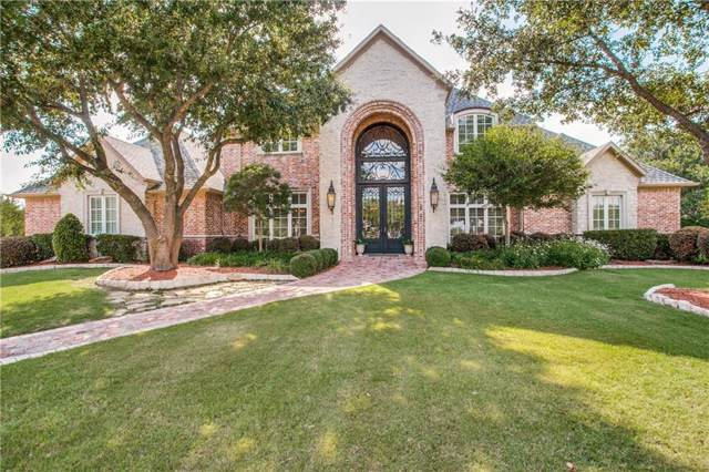 517 Tatum Place, Heath, TX 75032 (MLS #14136998) :: RE/MAX Town & Country