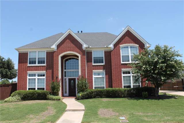 6701 Fall Meadow, Fort Worth, TX 76132 (MLS #14137015) :: RE/MAX Town & Country