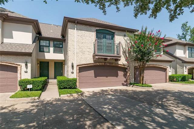 5950 Lindenshire Lane #502, Dallas, TX 75230 (MLS #14137395) :: RE/MAX Town & Country