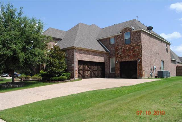 6815 Sail Away Place, Grand Prairie, TX 75054 (MLS #14137557) :: The Tierny Jordan Network
