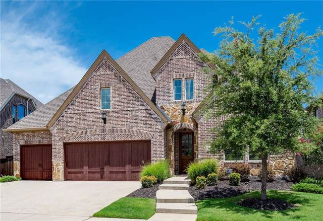 1570 Tumbling River Drive, Frisco, TX 75036 (MLS #14137713) :: RE/MAX Town & Country