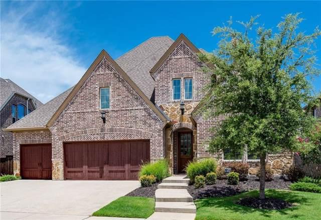 1570 Tumbling River Drive, Frisco, TX 75036 (MLS #14137713) :: Vibrant Real Estate
