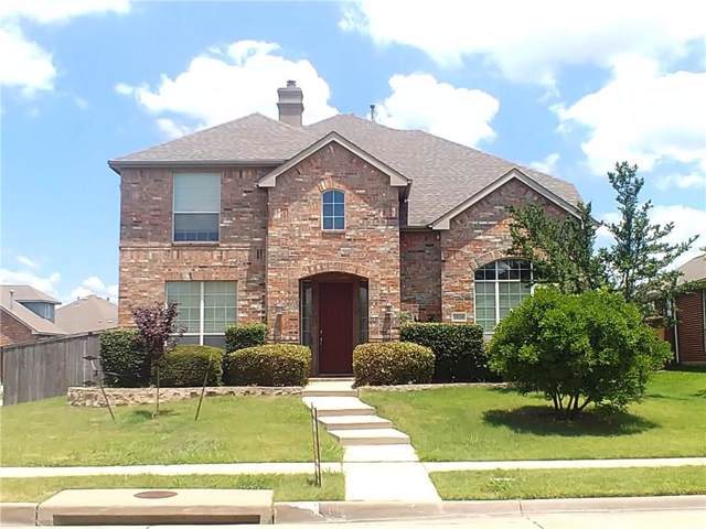 7010 Westover Drive, Rowlett, TX 75089 (MLS #14137729) :: RE/MAX Town & Country