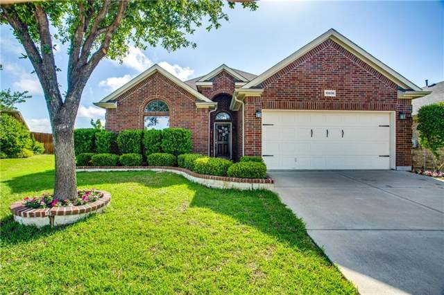 10036 Butte Meadows Drive, Fort Worth, TX 76177 (MLS #14137748) :: The Real Estate Station