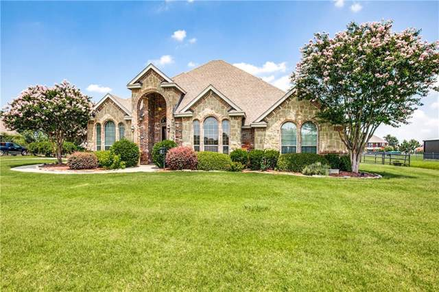 616 Singing Quail Trail, Haslet, TX 76052 (MLS #14137942) :: Hargrove Realty Group