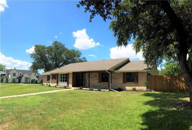3547 Pebble Beach Drive, Farmers Branch, TX 75234 (MLS #14138223) :: The Heyl Group at Keller Williams