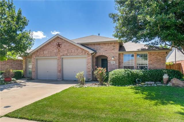 9340 Comanche Ridge Drive, Fort Worth, TX 76131 (MLS #14138251) :: Lynn Wilson with Keller Williams DFW/Southlake