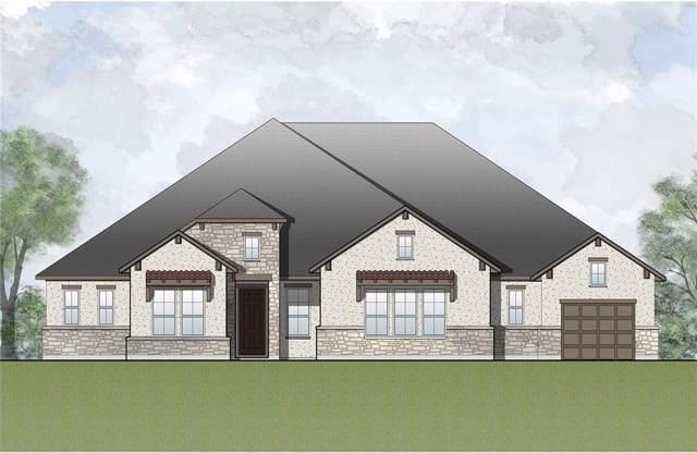 2111 Cedar Crest Ln, Prosper, TX 75078 (MLS #14138514) :: Real Estate By Design