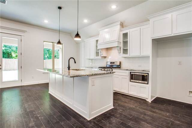 5813 Fursman Avenue, Fort Worth, TX 76114 (MLS #14138703) :: The Mitchell Group