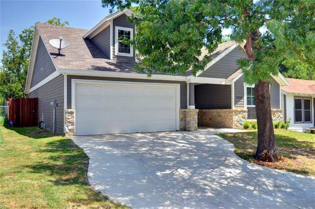 5528 Fletcher Avenue, Fort Worth, TX 76107 (MLS #14138752) :: The Mitchell Group