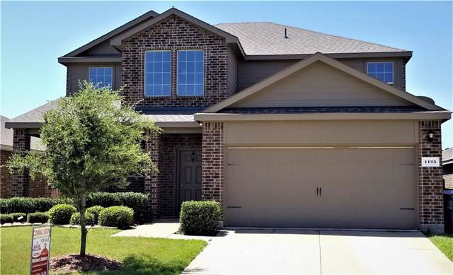 1125 Monaco Drive, Princeton, TX 75407 (MLS #14138785) :: Lynn Wilson with Keller Williams DFW/Southlake