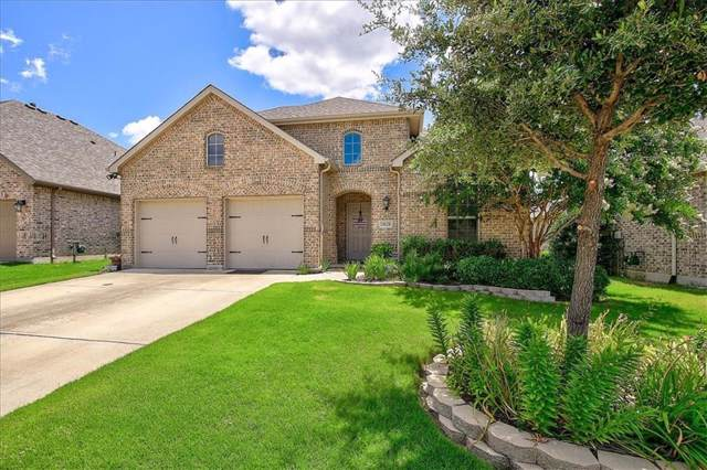 2628 Costa Mesa Drive, Little Elm, TX 75068 (MLS #14138839) :: RE/MAX Town & Country