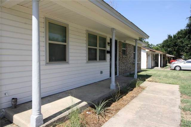 801 E Mission Street, Crowley, TX 76036 (MLS #14138843) :: Kimberly Davis & Associates