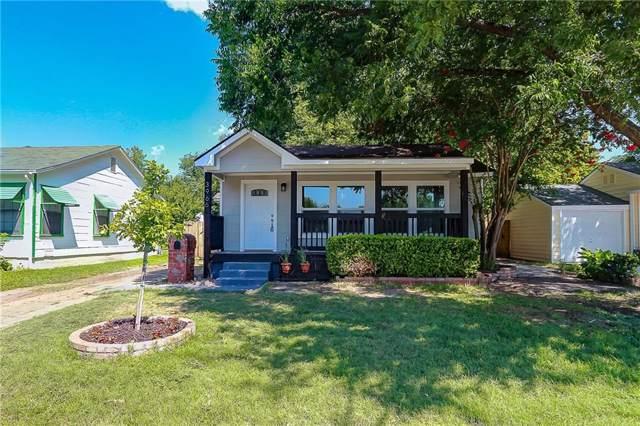 3966 Valentine Street, Fort Worth, TX 76107 (MLS #14138871) :: Kimberly Davis & Associates