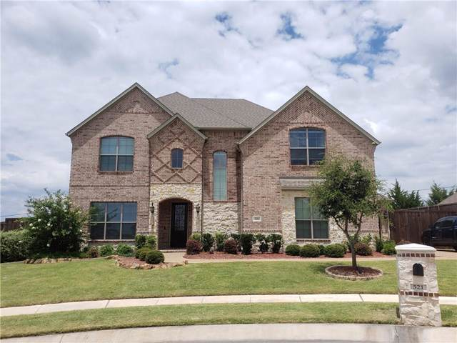 521 Logans Way Drive, Prosper, TX 75078 (MLS #14139022) :: Kimberly Davis & Associates