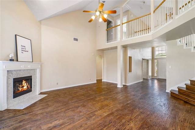 122 Wentwood Drive, Murphy, TX 75094 (MLS #14139110) :: RE/MAX Town & Country