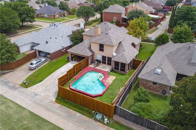 4017 Black Oak Drive, Carrollton, TX 75007 (MLS #14139176) :: RE/MAX Town & Country