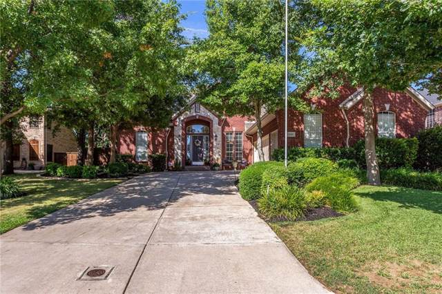 4123 Thornberry Trail, Highland Village, TX 75077 (MLS #14139179) :: RE/MAX Town & Country