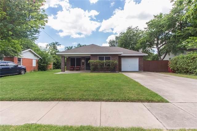 128 E Taylor Drive, Garland, TX 75040 (MLS #14139357) :: Camacho Homes