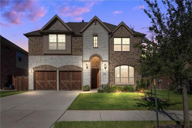 5629 Lightfoot Lane, Frisco, TX 75036 (MLS #14139374) :: Lynn Wilson with Keller Williams DFW/Southlake