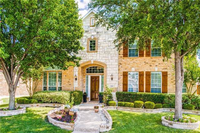 4124 Hearthlight Court, Plano, TX 75024 (MLS #14139445) :: Kimberly Davis & Associates