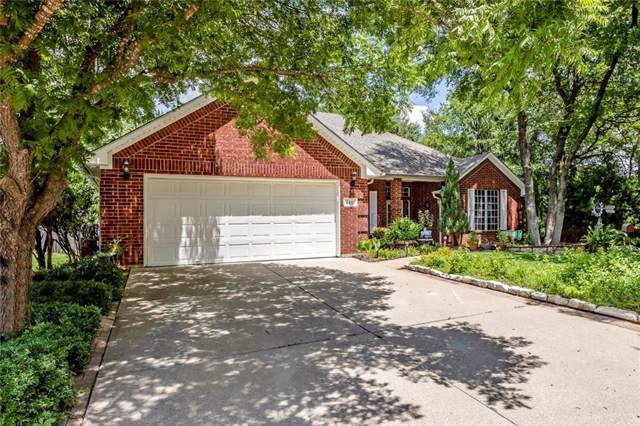 8661 Madison Drive, North Richland Hills, TX 76182 (MLS #14139490) :: RE/MAX Town & Country