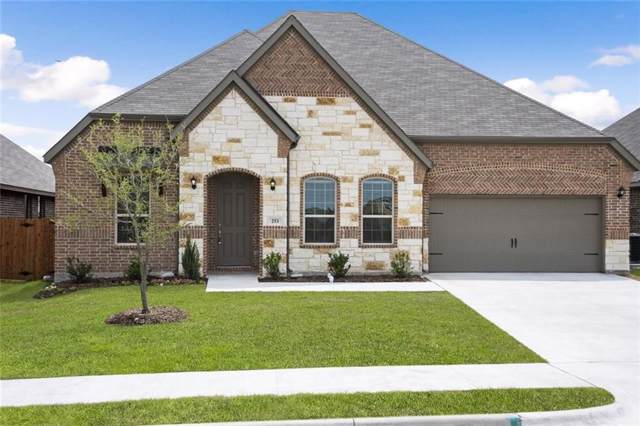 253 Sugar Creek Lane, Saginaw, TX 76131 (MLS #14139500) :: The Real Estate Station