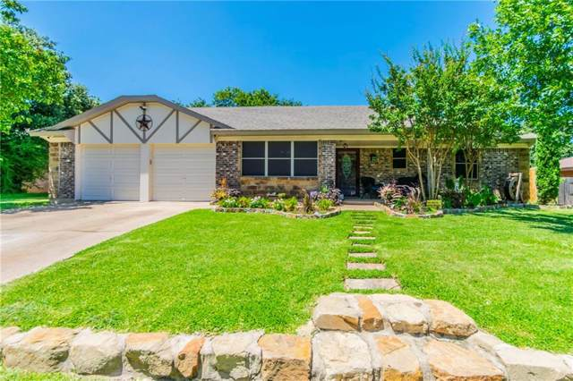 6821 Fair Meadows Drive, North Richland Hills, TX 76182 (MLS #14139515) :: Lynn Wilson with Keller Williams DFW/Southlake
