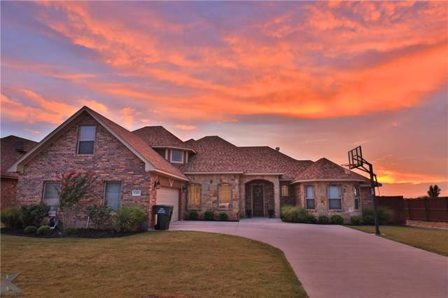 5202 Catclaw Drive, Abilene, TX 79606 (MLS #14139519) :: The Mitchell Group
