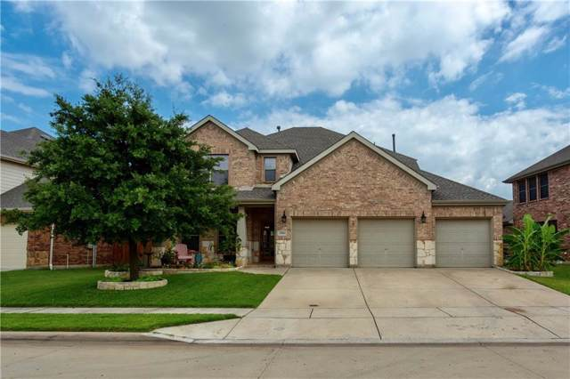4040 Dellman Drive, Fort Worth, TX 76262 (MLS #14139522) :: Lynn Wilson with Keller Williams DFW/Southlake