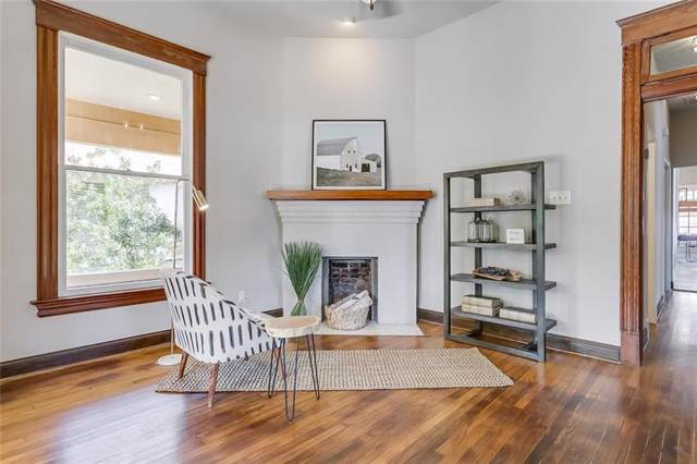 1700 Fairmount Avenue, Fort Worth, TX 76110 (MLS #14139569) :: The Mitchell Group