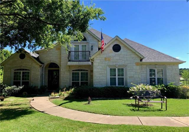 2441 Waterstone Drive, Cedar Hill, TX 75104 (MLS #14139579) :: RE/MAX Town & Country