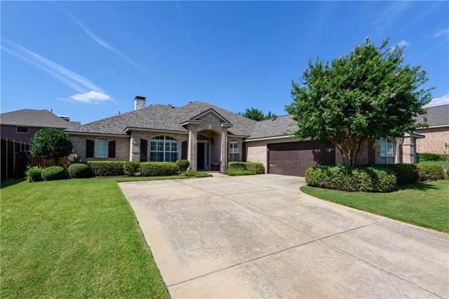 305 Chisholm Trail, Argyle, TX 76226 (MLS #14139634) :: Real Estate By Design
