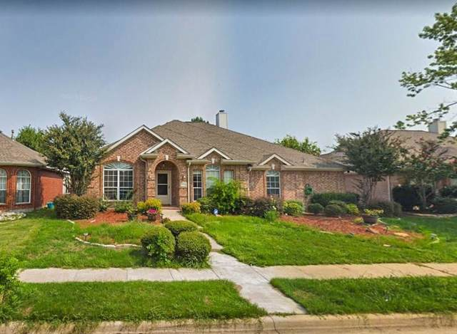1322 Marwood Drive, Allen, TX 75013 (MLS #14139802) :: Lynn Wilson with Keller Williams DFW/Southlake