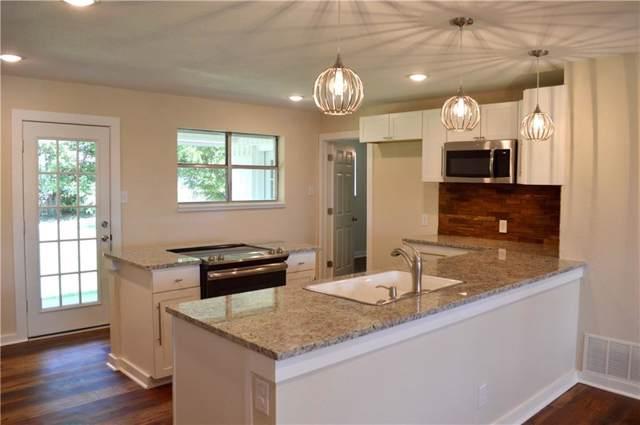 1611 N Cates Street, Decatur, TX 76234 (MLS #14140087) :: Ann Carr Real Estate