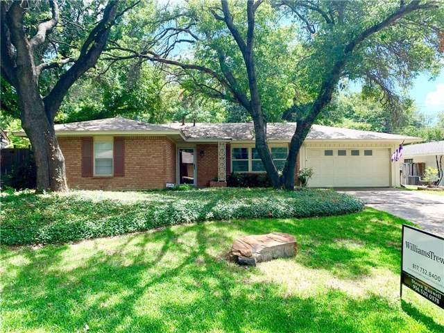 3401 Covert Avenue, Fort Worth, TX 76133 (MLS #14140280) :: The Paula Jones Team | RE/MAX of Abilene