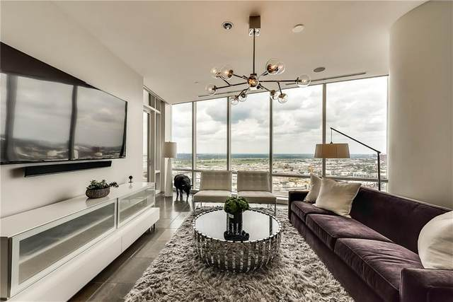 2430 Victory Park #2601, Dallas, TX 75219 (MLS #14140381) :: Hargrove Realty Group