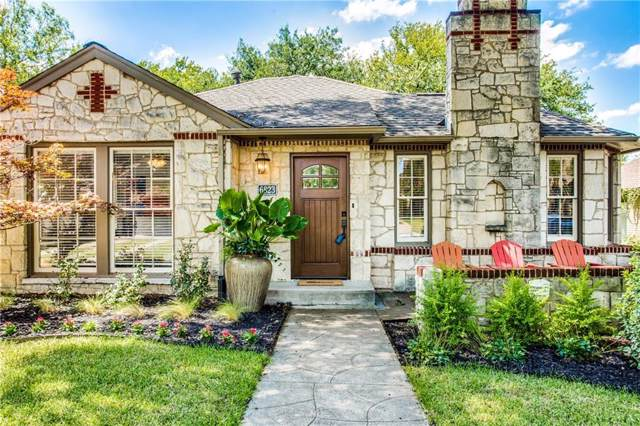 6823 Hammond Avenue, Dallas, TX 75223 (MLS #14140729) :: Lynn Wilson with Keller Williams DFW/Southlake